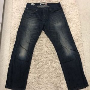 Levis 514 33x30 jeans slim straight